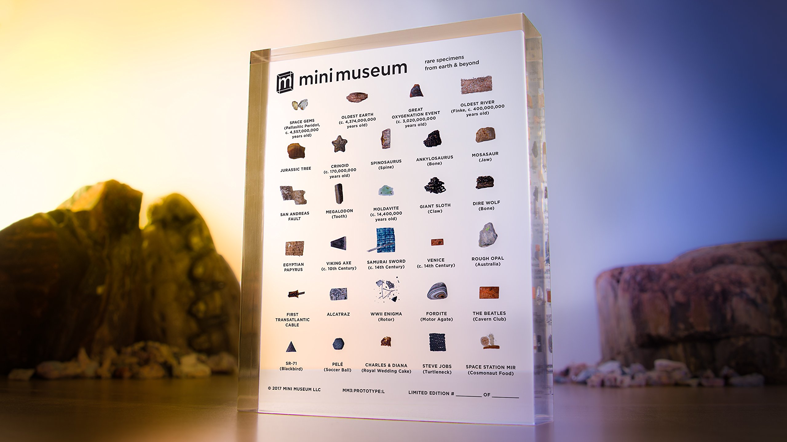 Mini Museum | Science and History Collection | 29 Specimens by Mini Museum (Image #2)