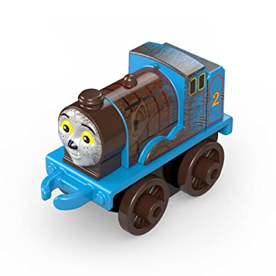 Thomas the Train Minis Single Pack - Spooky Edward: Toys & Games