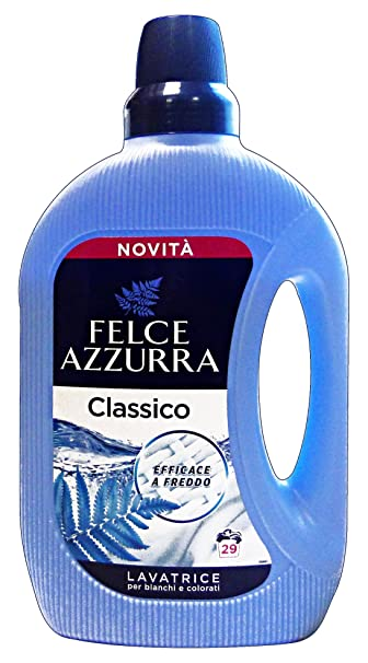 Amazon.com: Felce Azzurra Classic detergente L. 54 fl oz: Beauty