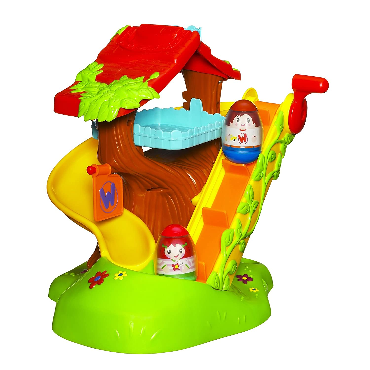 Beautiful Playskool Weebles Musical Treehouse Part - 3: Amazon.com