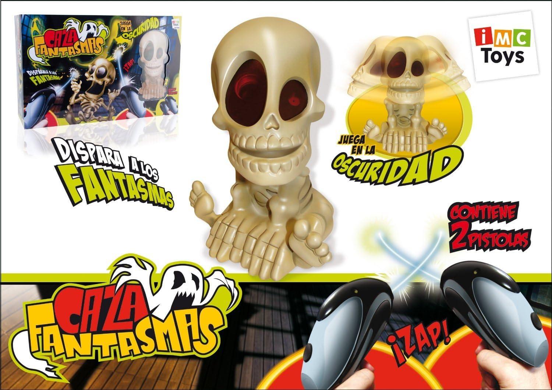 IMC Toys - Cazafantasmas (43-7574): Amazon.es: Juguetes y juegos
