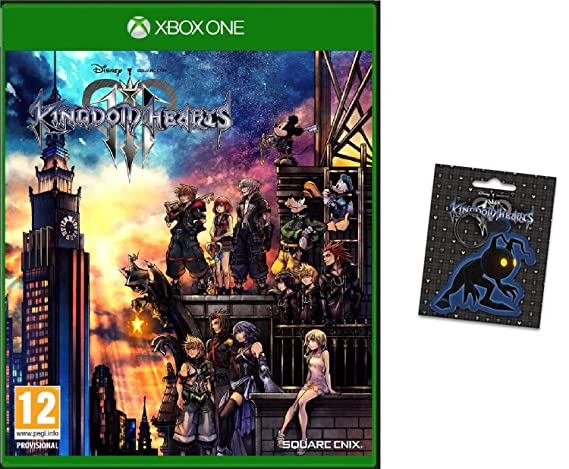 Kingdom Hearts 3 + Llavero (Xbox One): Amazon.es: Videojuegos