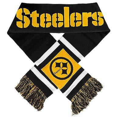 nfl team scarf pittsburgh steelers - Pittsburgh Steelers Merchandise