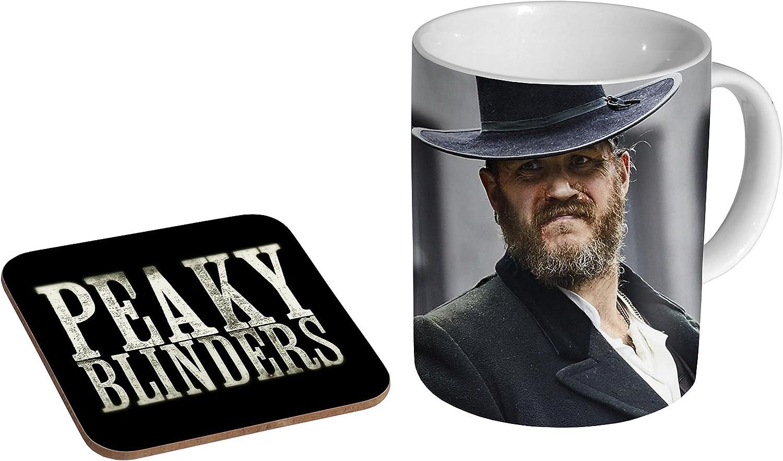 Coaster Gift Set /… Tom Hardy Peaky Blinders Ceramic Coffee MUG