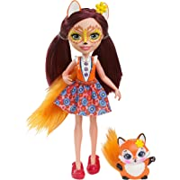 Enchantimals - Mattel Dvh89 Tilki Felicity