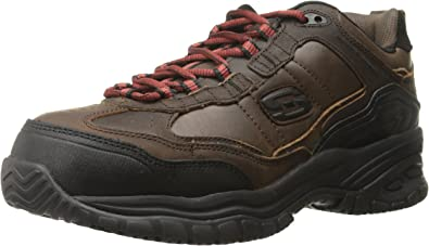 Skechers for Work Soft Stride Constructor II Athletic Slip