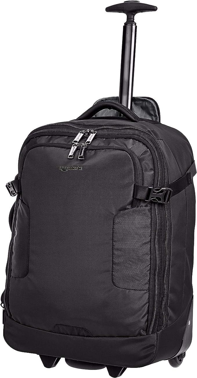 Amazon.com: Mercer Bolsa con ruedas, Negro), N400-1: Clothing