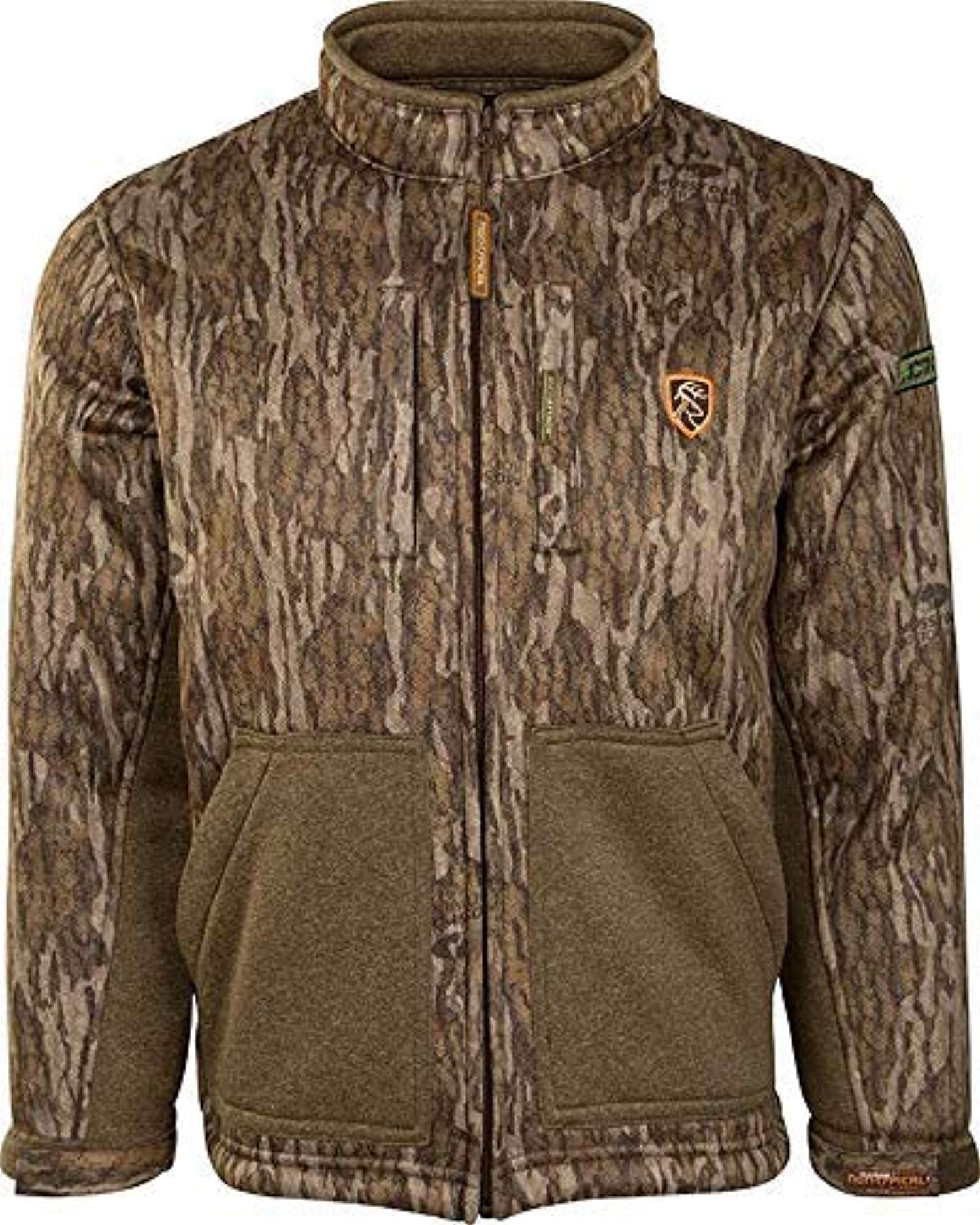 Drake Youth Silencer Jacket with Agion Realtree Timber 12 by Drake