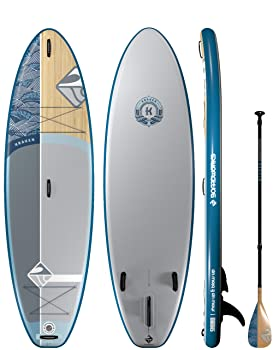 Boardworks Shubu Kraken Inflatable stand up paddle board