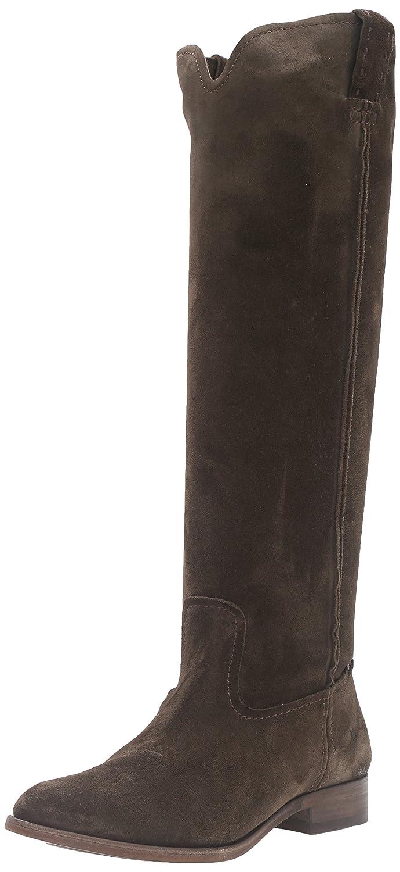 FRYE Women's Cara Tall Suede Slouch Boot B01AA8KQNM 7 B(M) US Fatigue