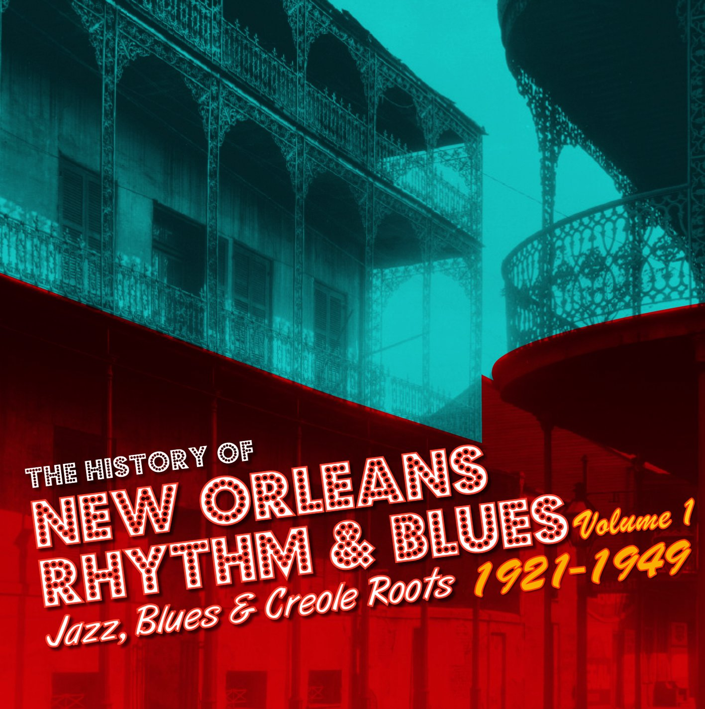 Various Artists - History of New Orleans Rhythm & Blues, Vol. 1 ...