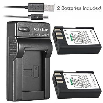 Amazon.com: Kastar Cargador USB, Batería para EN-EL9 – 1 EN ...