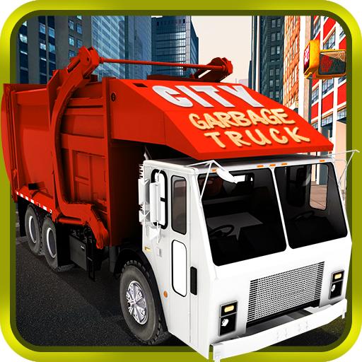 garbage truck simulator - 9