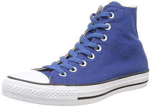 zapatillas converse hombres azules