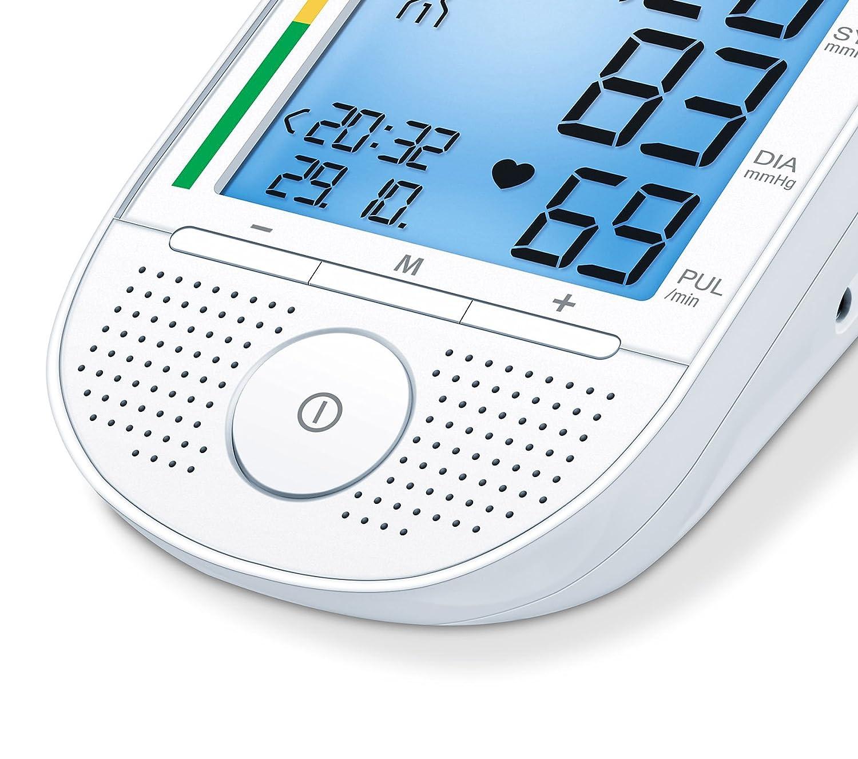 Beurer BM 49 Oberarm-Blutdruckmessger/ä t 656.28