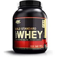 Optimum Nutrition Gold Standard 1 Whey Banana, 2.27 Kilograms