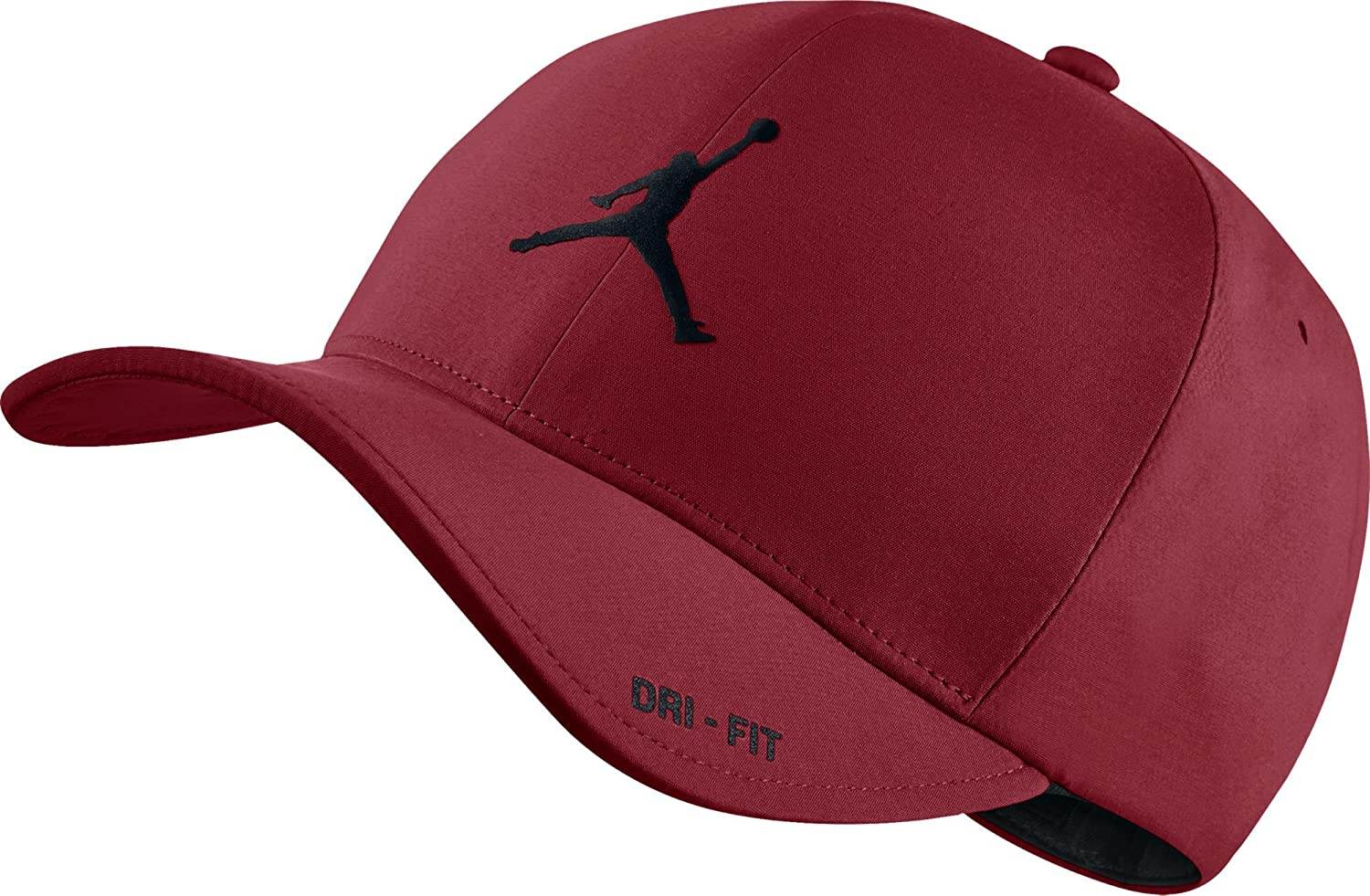 206821aae98 Amazon.com  NIKE Mens Air Jordan Classic 99 Fitted dad Hat Gym Red ...