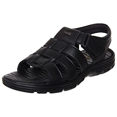 e539a242943 Duke Mens Black Sandals  Buy Online at Low Prices in India - Amazon.in