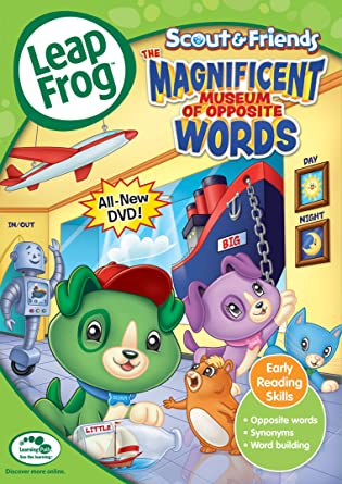 Number Names Worksheets list of opposite words with pictures : Amazon.com: Leapfrog: The Magnificent Museum Of Opposite Words ...