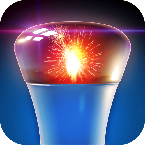 Hue Fireworks for Philips Hue -