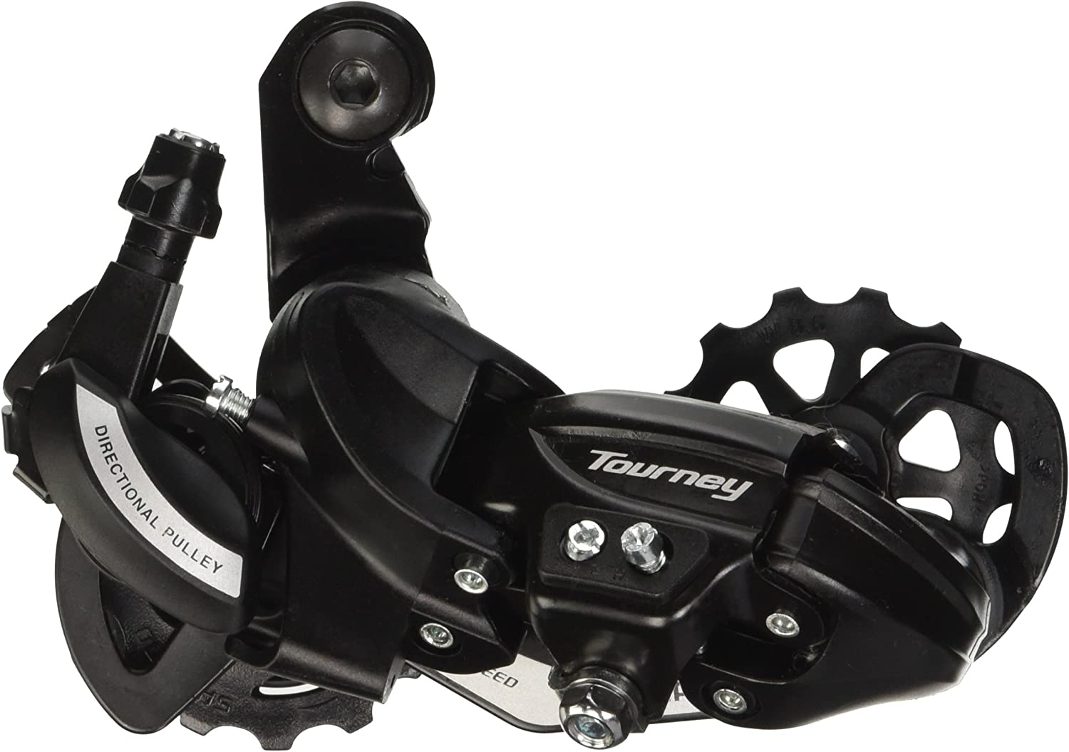 Attach Shimano Tourney RD-TY500 6//7-Speed Long Cage Rear Derailleur Direct