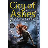 City of Ashes (The Mortal Instruments Book 2) book cover