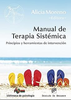 Manual de Terapia Sistémica (Biblioteca de Psicología) (Spanish Edition)