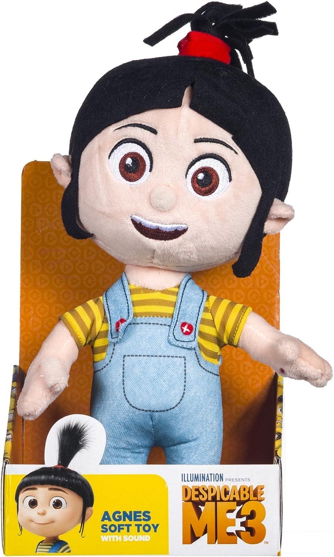 """Minions Agnes 12/"""" Plush Dispicable Me"""