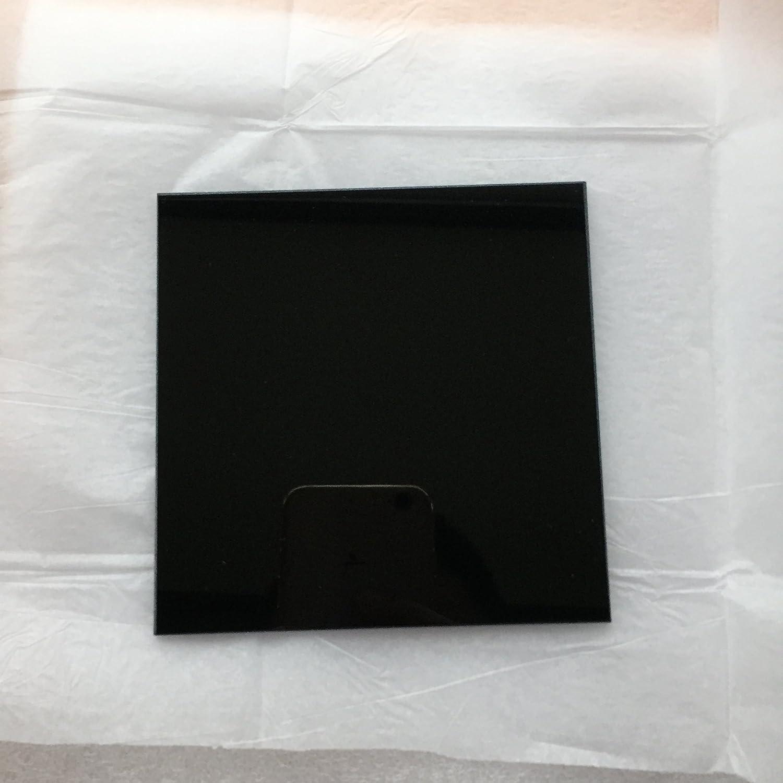 ZWB3 UG5 U-330 254nm 100X100X3 0mm Ultraviolet Pass Filter Glass UV  Bandpass Optical Filters