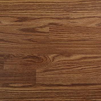 Amazon Natural Chocolate Oak 12 Mm Thick X 7 716 In Wide X 50