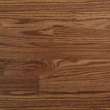 Pergo Presto Bluff Oak 8 Mm Thick X 7 58 In Width X 47 58 In