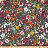 Art Gallery Emmy Grace Budquette Nightfall Fabric By The Yard