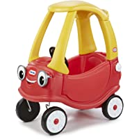 Little Tikes Cozy Coupe, Red with Yellow Roof