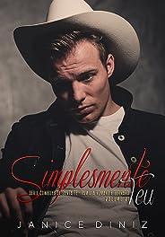 Simplesmente Teu (Série Cowboys de Santa Fé Livro 6)