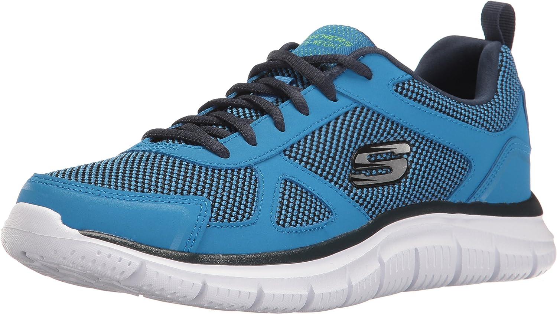 Zapatillas de Running para Hombre Skechers - BUCOLO 52630 / BLLM Azul