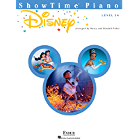 ShowTime Piano Disney: Level 2A book cover