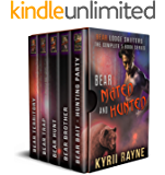 Bear - Mated and Hunted: The Complete 5 Book Series (Bear Lodge Shifters 6)
