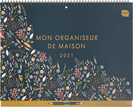 in French) Boxclever Press 'Mon Organiseur de Maison'. Stunning