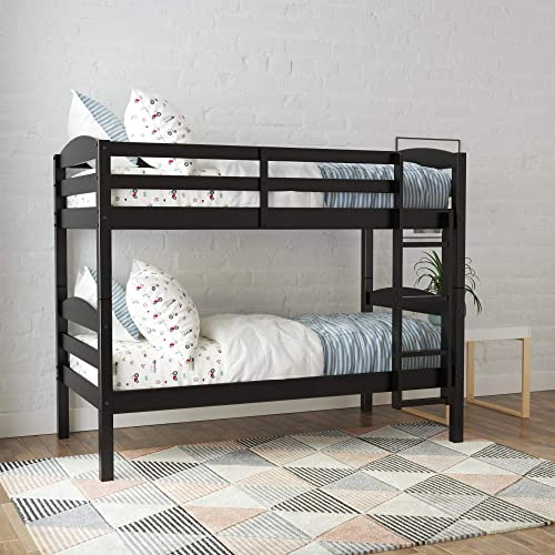 Better Homes Gardens Leighton Wood Twin-Over-Twin Bunk Bed
