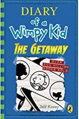 Diary of a Wimpy Kid: The Getaway (Book 12) Kindle Edition
