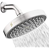 SparkPod Shower Head - High Pressure Rain - Luxury Modern Look - Easy Tool Free Installation - The Perfect Adjustable…