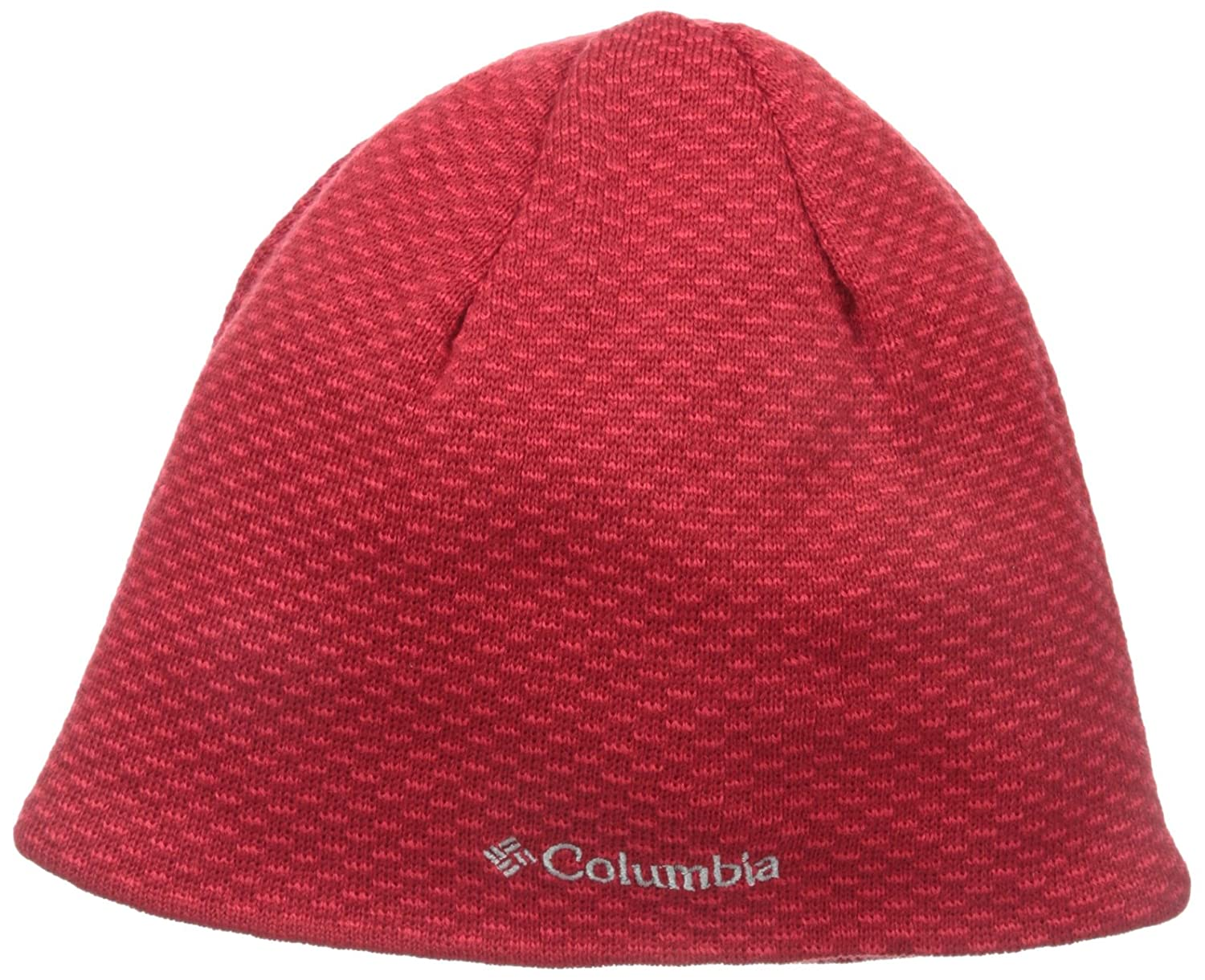 Columbia Mens Urbanization Mix Beanie Black/Shadow Logo One Size Columbia Men' s Sportswear 1482831016