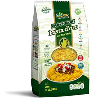 Sam Mills Pasta doro - Codos de pasta (48 ml): Amazon.com ...