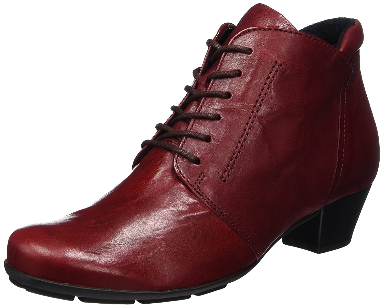 Gabor Gabor Shoes Gabor Basic, Bottes Femme 13847 Rouge (Dark-red) (Dark-red) 53d140f - latesttechnology.space