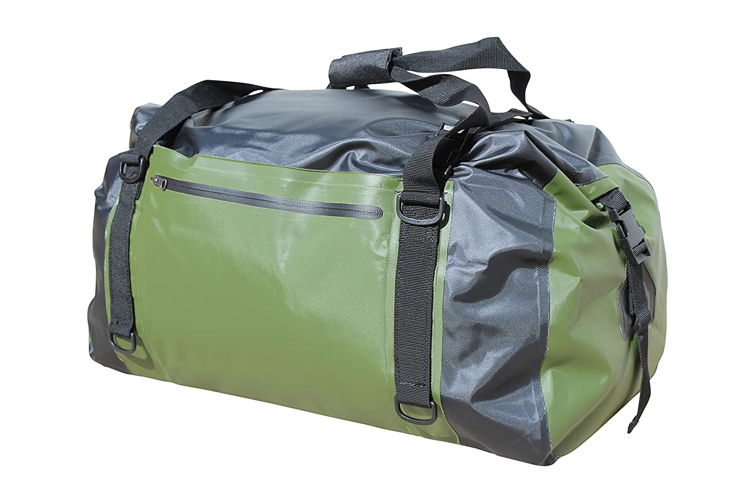 COR Waterproof 60L Duffel Bag 100% Waterproof Dry Bag Duffel Bag -  Lightweight 24760fa30c90c