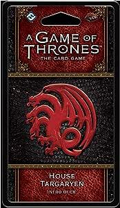 A Game of Thrones House Targaryen Intro Deck Card Game Card Game