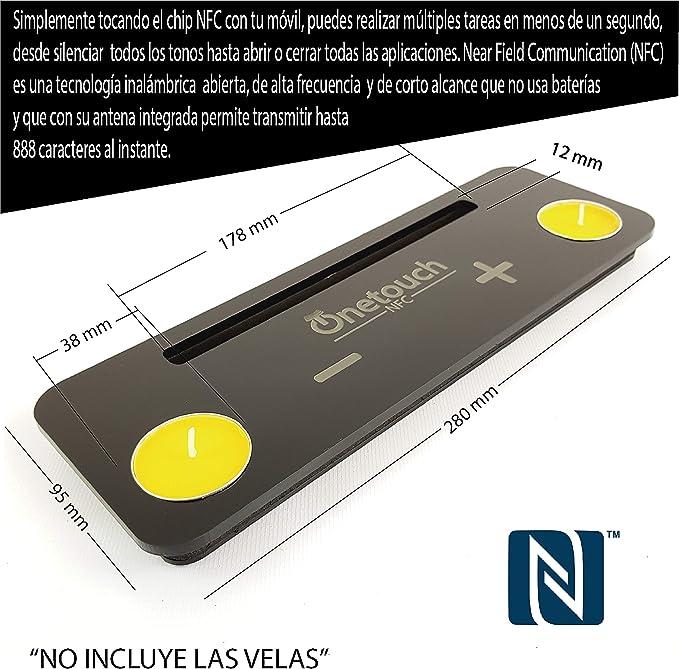 OnetouchNFC Soporte Accesorio para Mesa con tecnología ...
