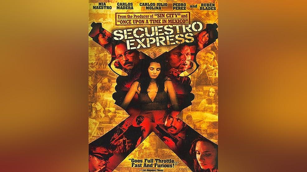 Secuestro Express (English Subtitled)