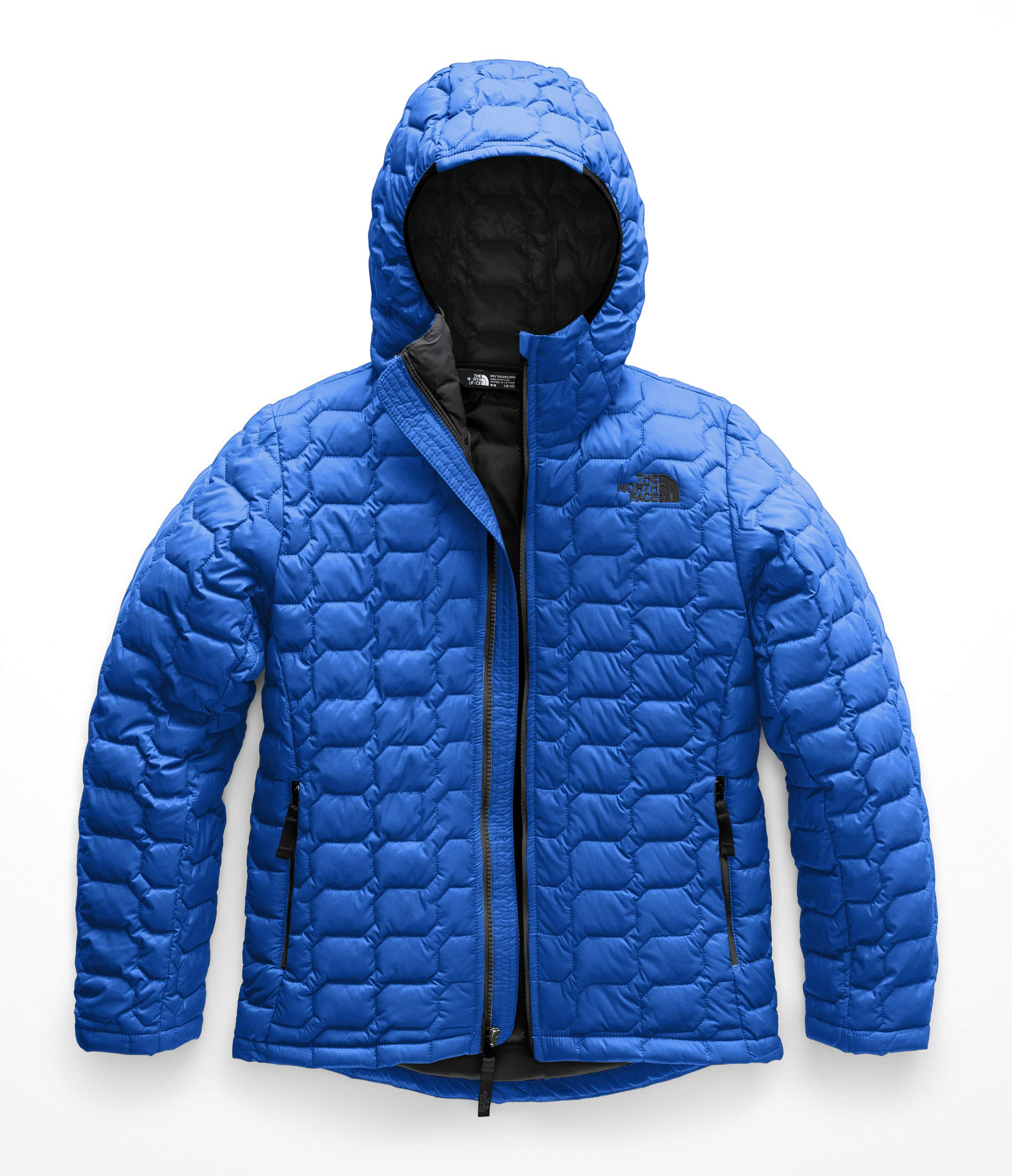 The North Face Kids Boy's Thermoball¿ Hoodie (Little Kids/Big Kids) Turkish Sea X-Large