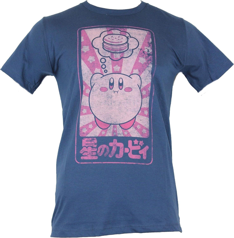 Kirby Men's Hamburger T-Shirt